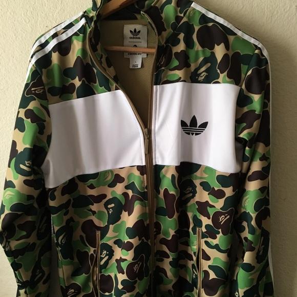 d0e20197 Bape Jackets & Coats | Firebird Track Jacket Size M | Poshmark